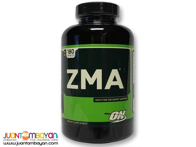 ZMA 180 cap
