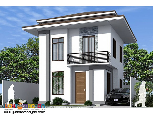 Single Detached House as low as P24,390k monthly amort in Mandaue