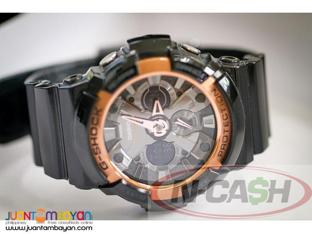 N-CASH Watch Pawnshop Manila - G-Shock GA-200RG