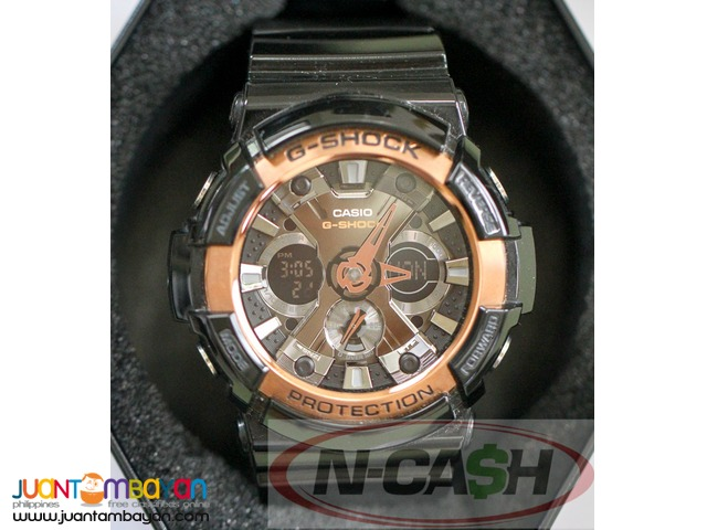 N-CASH Watch Pawnshop Manila - G-Shock GA-200RG
