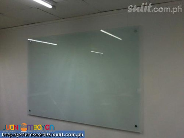 WRITING GLASSBOARD