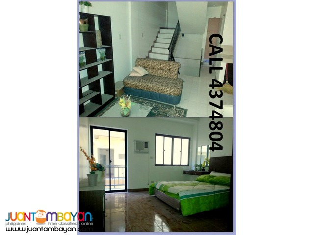 new for sale townhouse in cubao quezon city