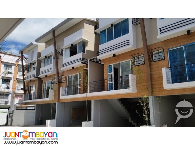 High-end Ready-for-occupancy Townhouse Cainta Rizal