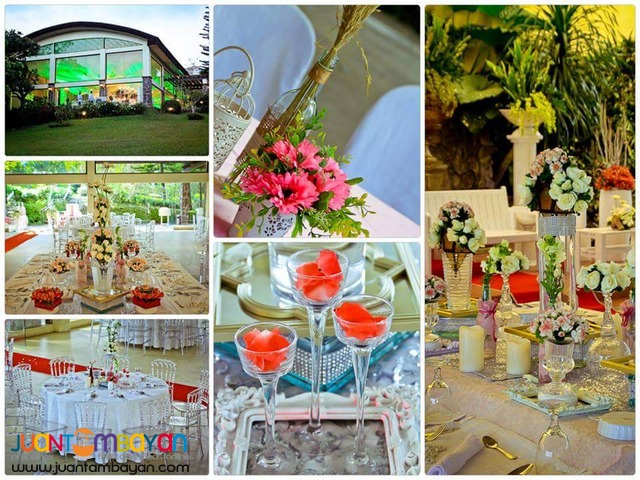 Complete Wedding Package for Tagaytay