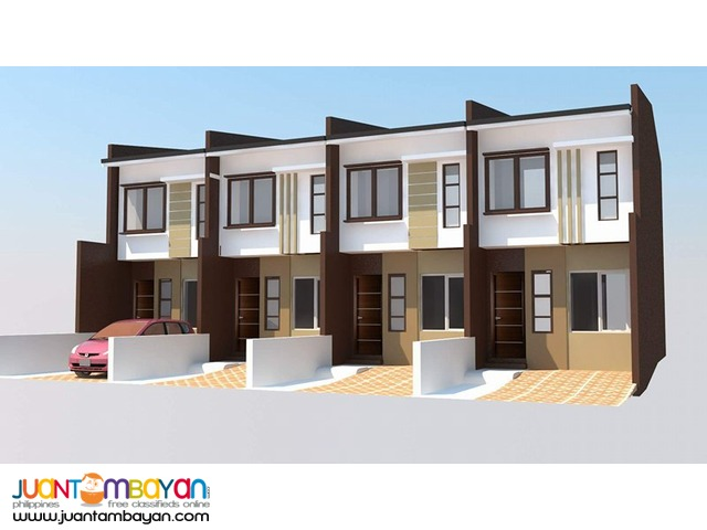 Townhouse 2-Storey as low as P9,825k monthly amort in Busay Cebu