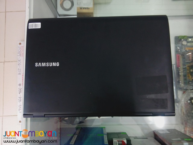 Samsung Core i5 Laptop