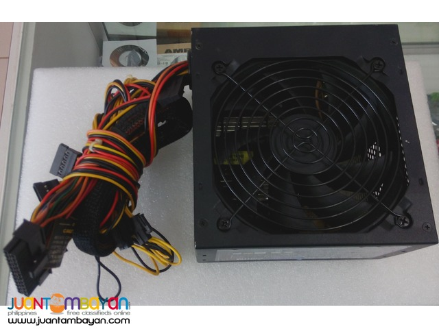 600 watts PSU