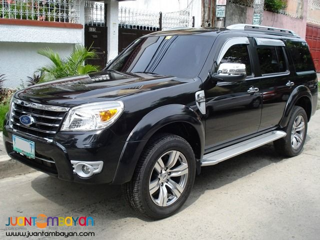 rent a car > ford everest
