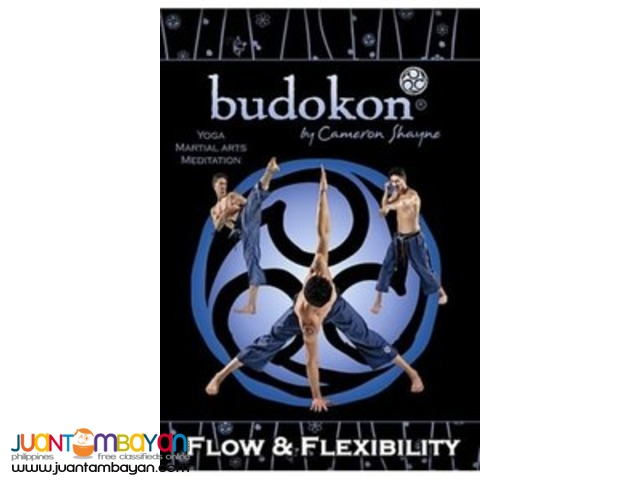 Budokon: Flow & Flexibilty