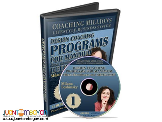 Creating A Best Selling Coaching Program