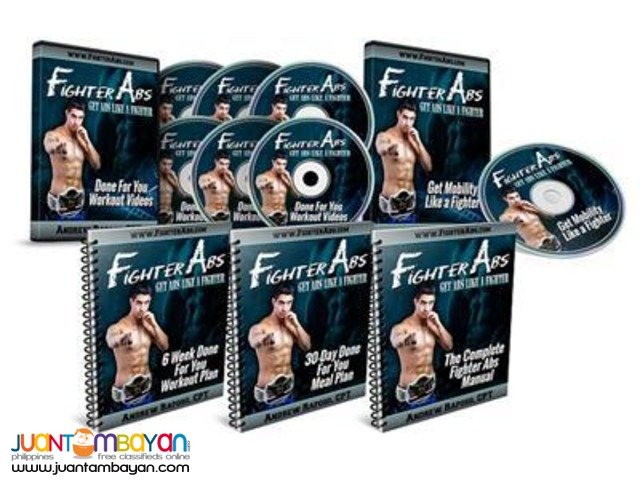 Fighter Abs – Get Abs Like A Fighter