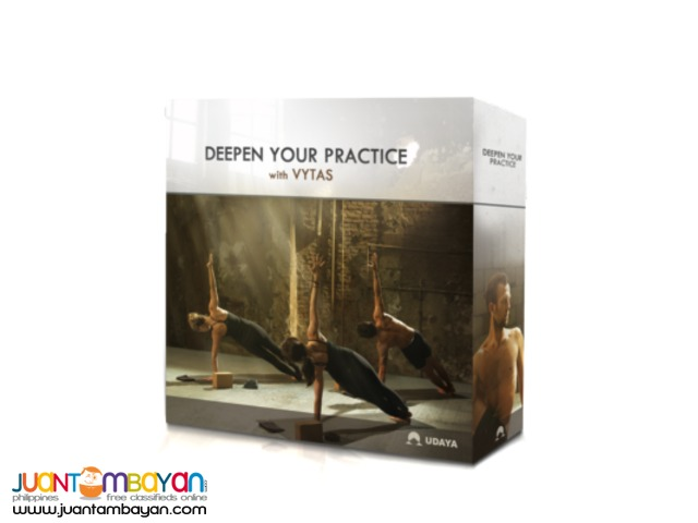 Deepen Your Practice with Vytas