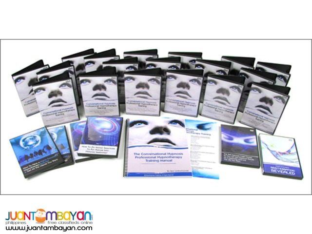 Conversational Hypnosis Professional Hypnotherapy Training