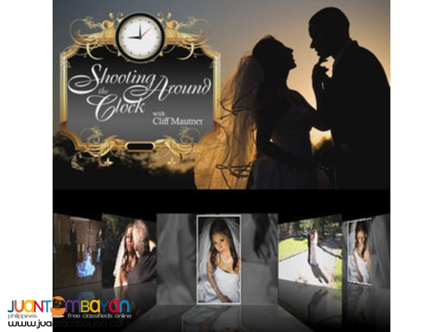 Wedding Photography – Shooting Around the Clock
