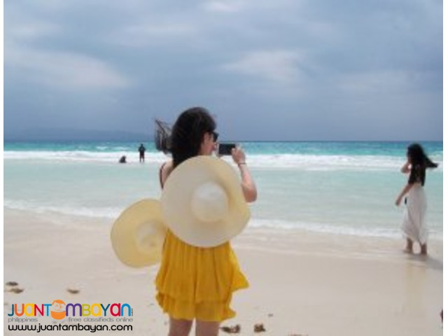 Boracay package with airfare