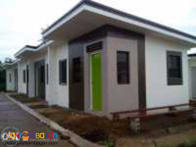 Affordable Rowhouse At trece marterez only 2,280 monthly