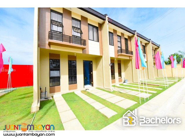 Townhouse 2-Storey as low as P9,038k monthly amort in Lapu-Lapu