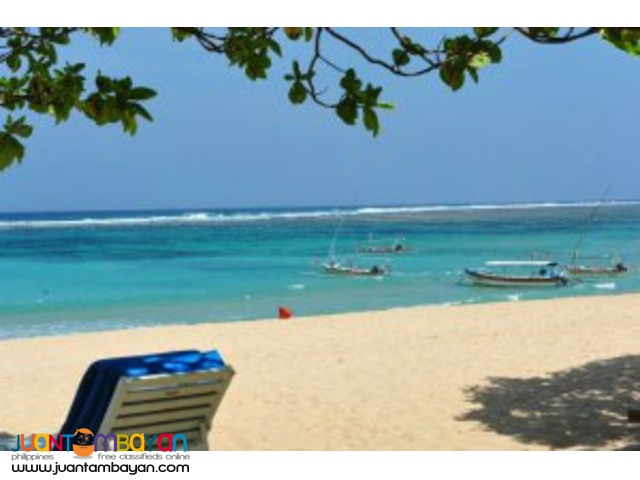 Popular resort towns, Bali Hotel package