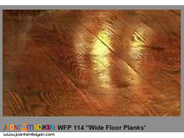 Century-Old Wide Floor Planks