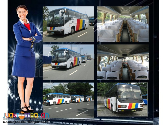 NUMBER 1 BUS COMPANY IN MANILA