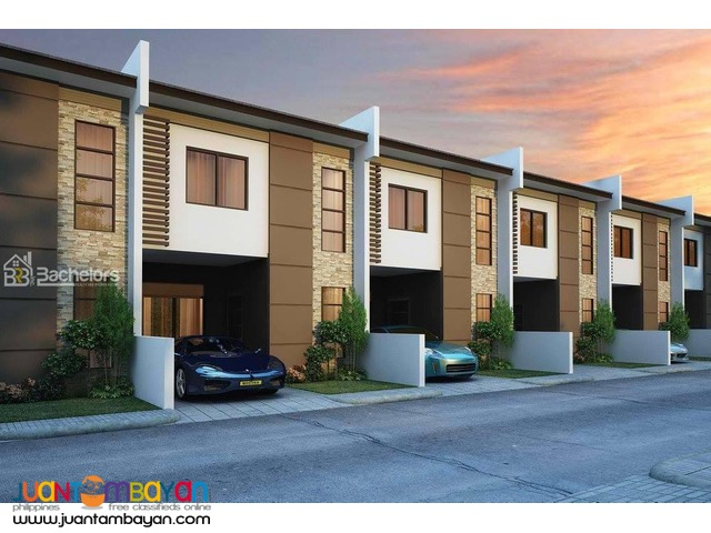 TownHouse 2storey as low as P8,580k monthly amort in Mandaue Cebu