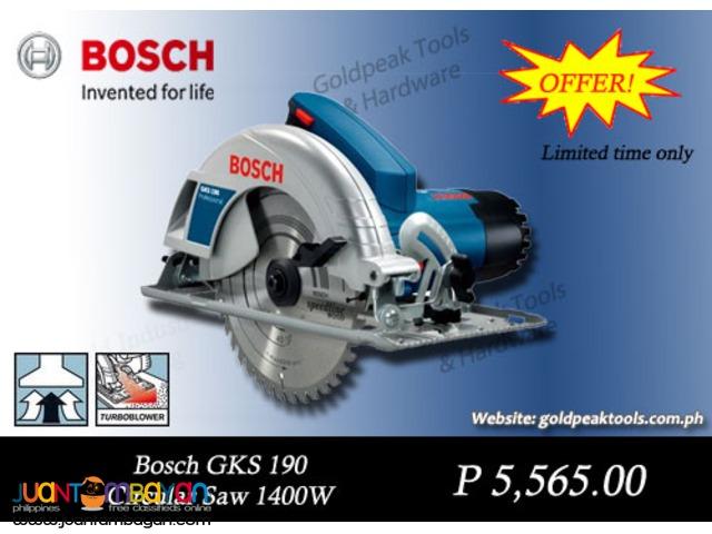 Bosch GKS 190 Circular Saw Machine