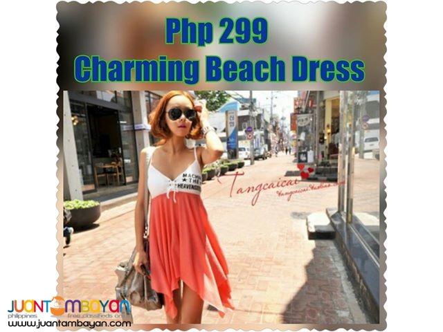Charming Beach Dress