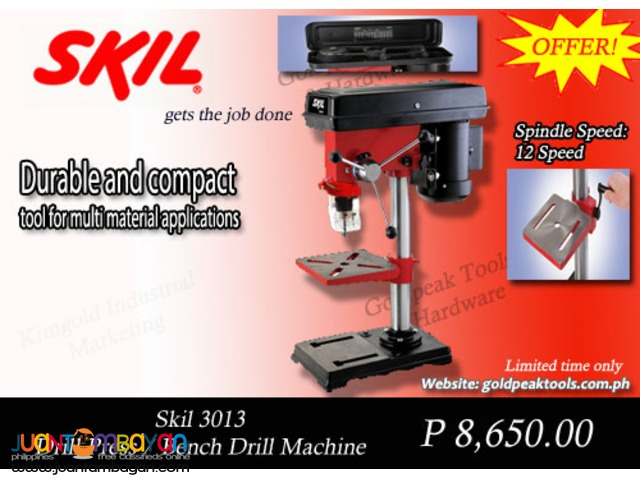 Skil 3013 Bench Drill Press
