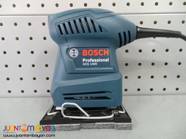 Bosch GSS 1400 Heavy Duty Palm Sander