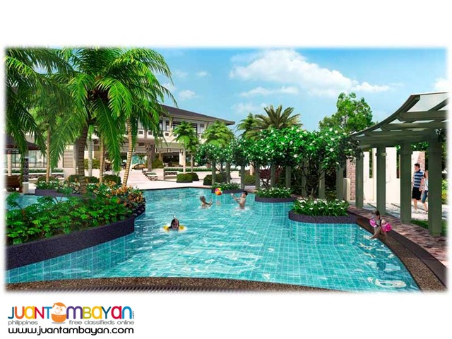 2BR condo with Balcony starts at 11k monthly