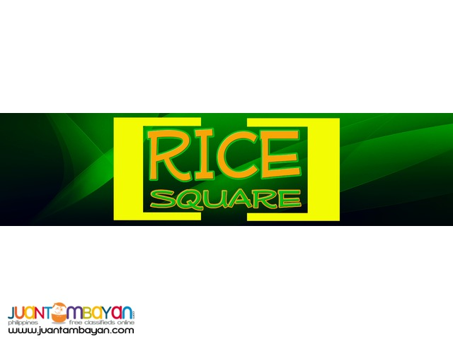 RICE TOPPINGS, rice mix, rice to go, rice box