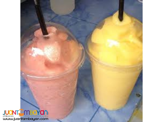 study of buko shake Preparation time: 5 minutes each 1 for each shake, combine all ingredients insmall chunks of fruit may be left in the ice when blending each shake.