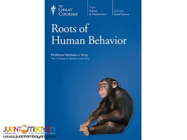 Roots of Human Behavior (DVD)