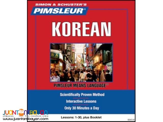 Korean I & II