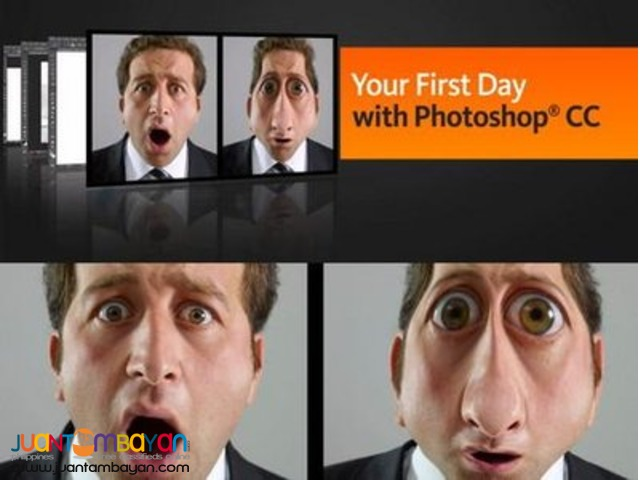 Your First Day with Photoshop CC