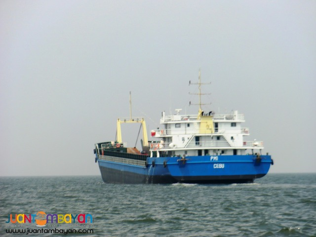 5000DWT LCT Barge Available for Time Charter