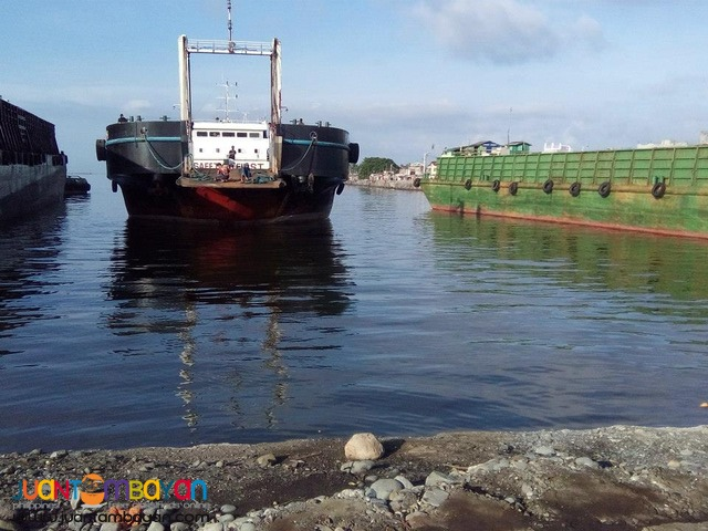 Available for Time Charter 3200dwt LCT Barge