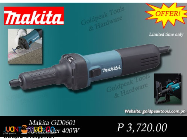 Makita GD0601 Die - Pencil Grinder