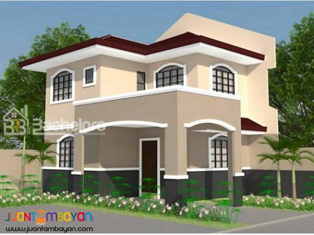 House Single Detached as low as P17,468k monthly amort in Minglanilla