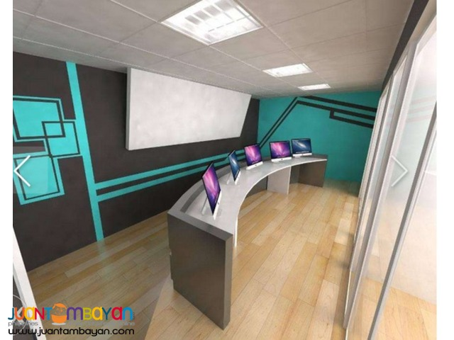 Office Renovation & Fit-out Contractor, BGC Fort,