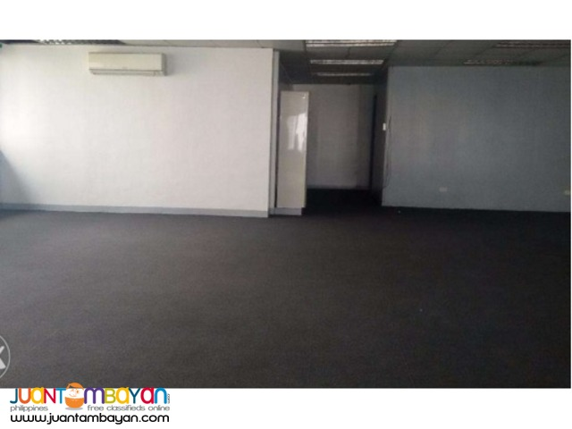 1600 sqm Ortigas Center Office Space for Rent Lease
