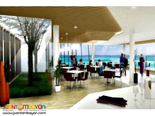 Tambuli Seaside Living Condominium