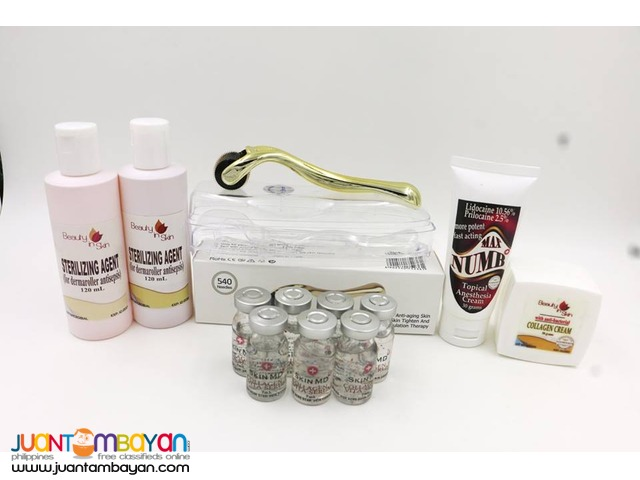 DERMAROLLER COLLAGEN SET