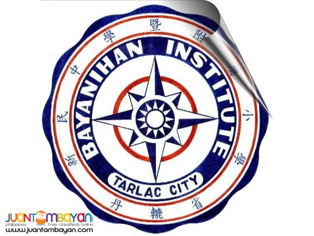 Bayanihan Institute Accepts High School Students School Year Enrol Now