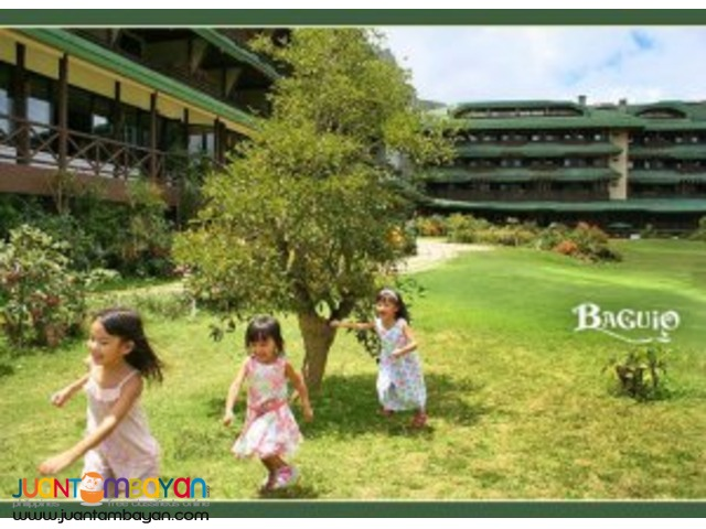 Cool Baguio tour package