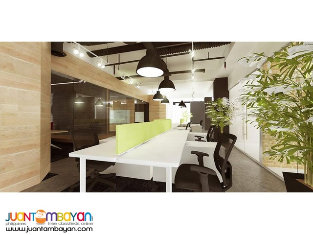 Alabang Office Renovation, Fit Out Constructions