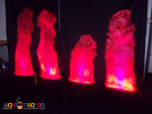 Flame Lights Rental Promo Package-1