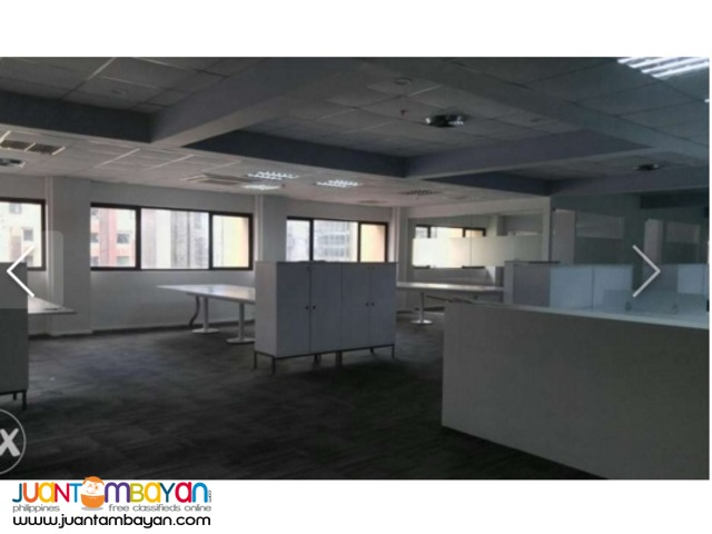 800 sqm Office Space for Rent Lease Makati City