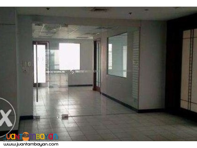 850 sqm Office Space for Lease Rent Makati City PEZA CEZA Building