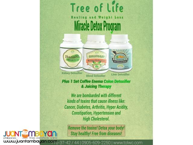 Miracle Detox Kit